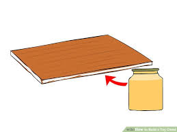 How To Build A Wooden Toy Box by How To Build A Toy Chest 14 Steps With Pictures Wikihow