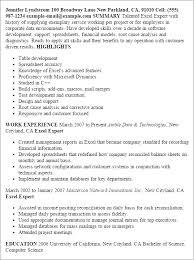 exle resume education excel resume template resume sle