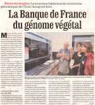CNRGV : The French Plant Genomic Resource Center - Inauguration of ...