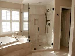 heavy glass shower door tommy u0027s glass and mirror