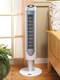 stand up ac fan the world s quietest window air conditioner hammacher schlemmer