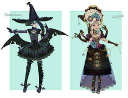 open cyop halloween familiar witch adopt sale by minnoux on