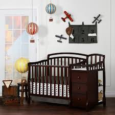 on me casco 4 in 1 convertible mini crib set