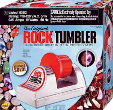 Gifts For Kids Under 10 Rock Tumblers Are Annoying Loud Gifts Boing Boing