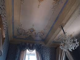 soffitti dipinti restauro soffitti dipinti torino artistici