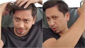 jhong hilario nag tutorial panu gawin ang hairstyle ni alakdan