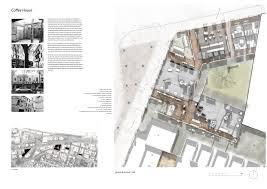architectural layouts architecture portfolio layout ideas don house plans 74575