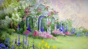 flower garden wallpapers top hdq flower garden images
