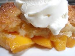how to make peach cobbler easy cooking youtube