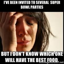 Super Bowl Sunday Meme - super bowl 50 memes show that people were all about the food