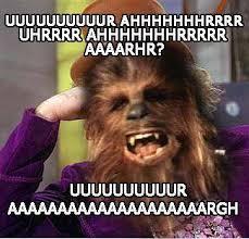 Chewbacca Memes - hehehehe condescending chewbacca meme funny star wars
