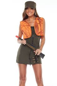 Halloween Pirate Costume Ideas Orange Green Man Hunter Costume Amiclubwear Costume Store