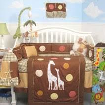 Giraffe Bedding Set Giraffe Baby Bedding Crib Nursery Sets Save 50 Baby Bedding