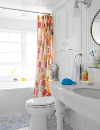 Simple Shower Curtains Bathroom Curtain Ideas For All Tastes And Styles
