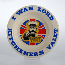 antiques atlas i was lord kitchener u0027s valet ceramic dish