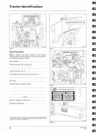 genuine massey ferguson 4200 series operators manual