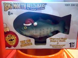 gemmy singing big billy bass ornament
