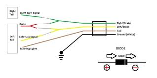 2010 toyota sienna trailer flat 4 wiring harness diagram google