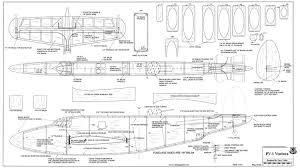 pv plan pv 1 ventura plans aerofred free model airplane plans