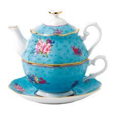 bunny tea set candy honey bunny tea for one royal albert us