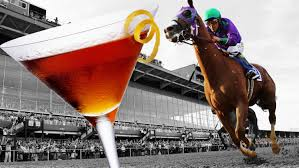 a triple crown worthy preakness cocktail