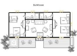 terrific bunk house plans photos best idea home design