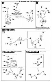1 35 tachikoma with kusanagi u0026 batou english manual color guide