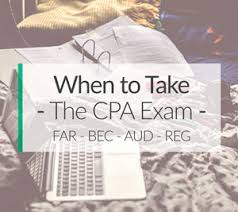 Passed Cpa Exam Resume When Should You Take The Cpa Exam Best Time To Start Studying