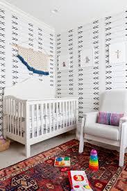 Modern Nursery Rug by Nursery Boho Macarame Wall Hanging Dipped Dye Indigo Persian