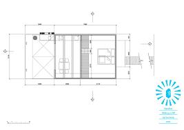 Houseboat Floor Plans Living On The Water In Prague Mjölk Architekti Small House Bliss