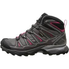 womens boots for hiking salomon s x ultra mid 2 gtx hiking boots