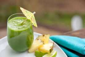 pineapple mojito recipe pineapple mojito blast nutriliving recipes