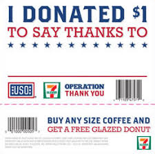 7 eleven says thank you to with free slurpee wednesday
