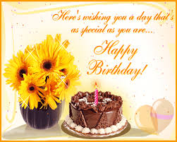 wallpapers happy birthday nature with message free greeting cards