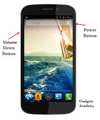 how to take a screenshot on a android how to take screenshot on micromax mobiles all models gadgets