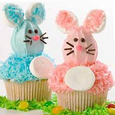 Easter Decorations On Cupcakes by Edible Decorations For Easter Meal With Kids 25 Creative