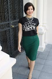 striped pencil skirt dress ala pencil skirt with t shirt dress ala