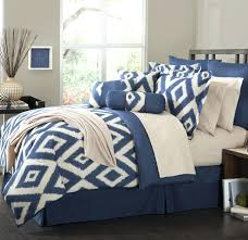 bedding ideas bedding interior navy blue white and coral bedding