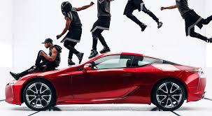 lexus car commercial 2017 bowl lexus lc commercial featuring sia lil buck