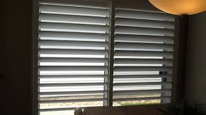 4 1 2 inch plantation shutters youtube