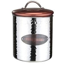 beautiful retro storage tins kitchen taste