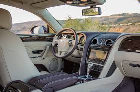 bentley inside 2015 car picker bentley flying spur interior images