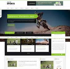 free bootstrap templates for government 50 best sport website templates free premium freshdesignweb