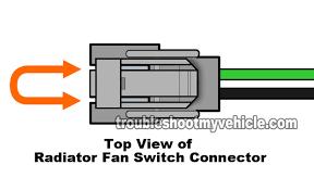 fan relay switch part 3 radiator fan relay test 2001 2005 1 7l honda civic