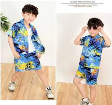 aliexpress com buy newest children hawaiian beach shirt boys and