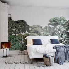 papier peint tendance chambre tendance papier peint 2017 with la tendance du moment les papiers