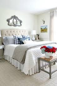 southern style decorating ideas blue and white guestroom savvy southern style southern and room