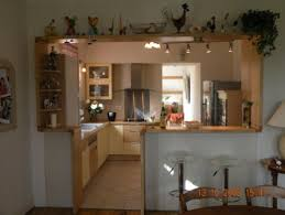 cuisine bar am駻icain modele de cuisine avec bar americain cuisine en image