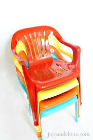 Ideas For Painting Garden Furniture by Best 25 Plastic Patio Furniture Ideas On Pinterest Plastic