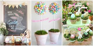 easter decorations for the home 20 diy easter decorations to make easter decorating ideas